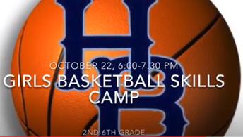2020 Girls Basketball Camp