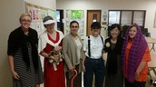 "Lots of ""OLD!"" Teachers on the 100th Day of School"
