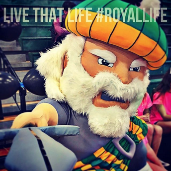 FOLLOW ROYAL ON SOCIAL MEDIA
