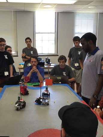 Students Attend CyberDiscovery Camp at Louisiana Tech