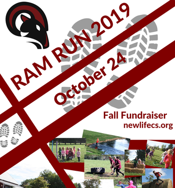 Ram Run Volunteers Needed - Click here!