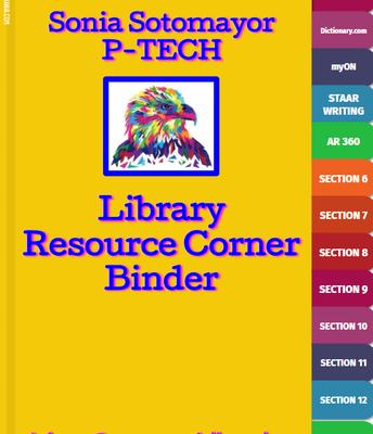 Library Resource Binder