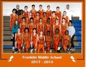 8th Grade Boys' Basketball