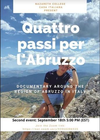 NEW Series: Quattro passi per l'Abruzzo