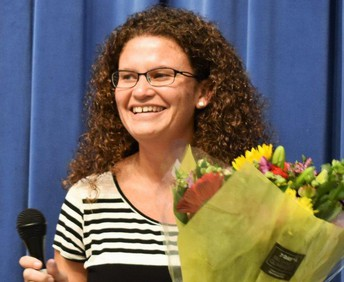 Meet CCSD's Counselor of the Year