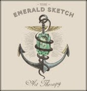 Emerald Sketch Art therapy
