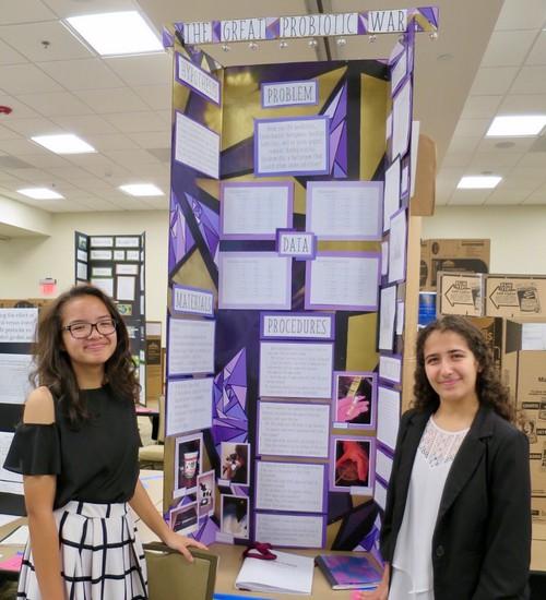 Stem Fair Jordan School District: Eastvale STEM Academy