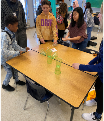 Math Team Building