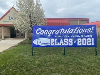 Seniors - Class of 2021