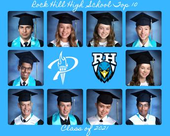 Rock Hill High School Top 10