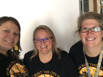 We celebrated twin day for STUCO Kindness Week