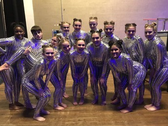 AFA Dance Performs at State Dance Festival