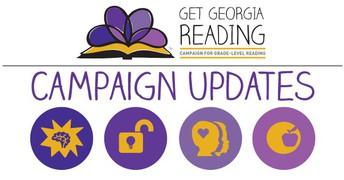 Get Georgia Reading Newsletter Monthly Updates