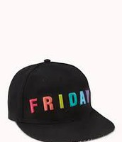 Hats ON Friday!