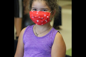 Masks will Keep Students at School!