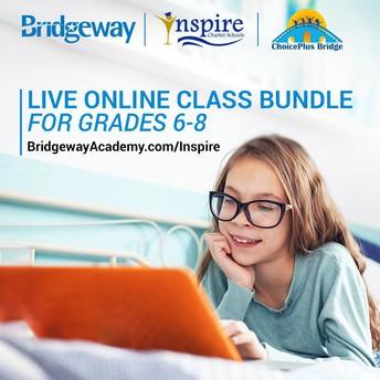 New Middle School Program - ChoicePlus Bridge powered by Bridgeway