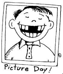 Picture Day Friday, October 18, 2019 -  Regular School Uniform - No PE Uniforms