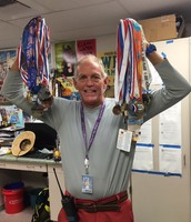 Spotlight on Teachers: P.E. Coach Jets His Way to Gold