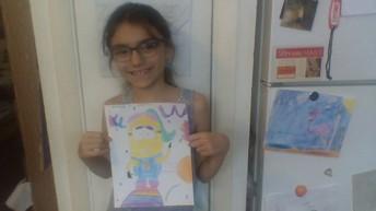 Nataliah D., Grade 3