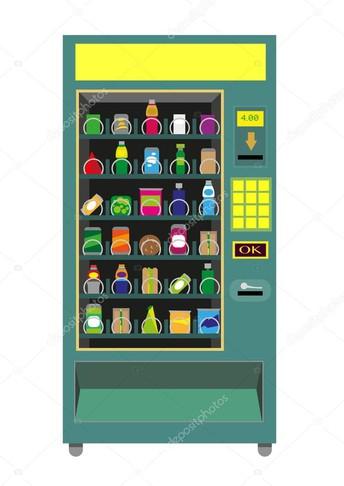 New Vending Machine