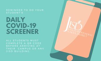 Daily Student Screener