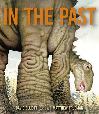 In the Past: From Trilobites to Dinosaurs to Mammoth in More than 500 Million Years by David Elliott