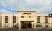 Hampton Inn Jackson, 2225 Shirley Drive, Jackson, MI 49201