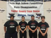 Boys State Powerlifting