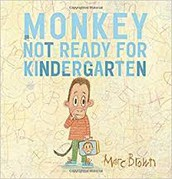 Monkey Not Ready for Kindergarten