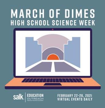 Salk Institute Science Week