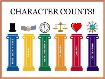 CHARACTER TRAIT OF THE MONTH -- RESPONSIBILITY