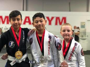 Benjamin Shaw - Jui Jitsu Competition