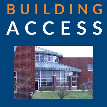 building access graphic