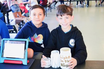 """Kid-trepreneurs"" and Design-thinking at the Maker39 Fair"