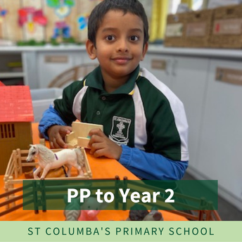 Pre-Primary to Year 2