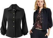 Gorgeous cabi three piece woman's suit