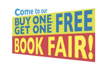 BOGO Book Fair!!