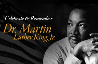 """Click to read Dr. King's """"I Have a Dream"""" Speech"""