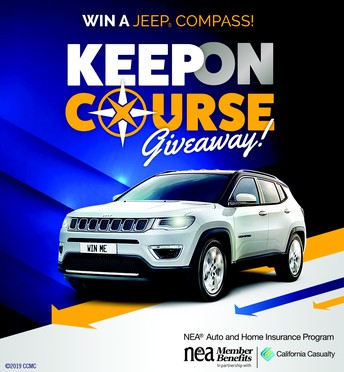 Win a Jeep Compass!