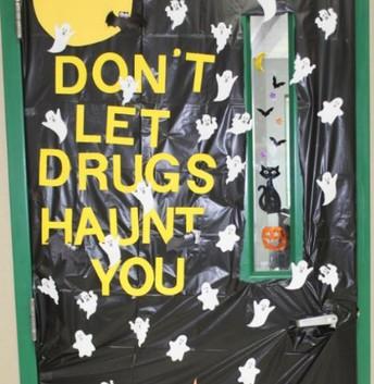 Don't Let Drugs Haunt You