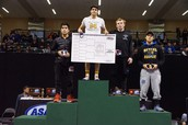 Luca Fasulo is Undefeated State Champion at 106 pounds