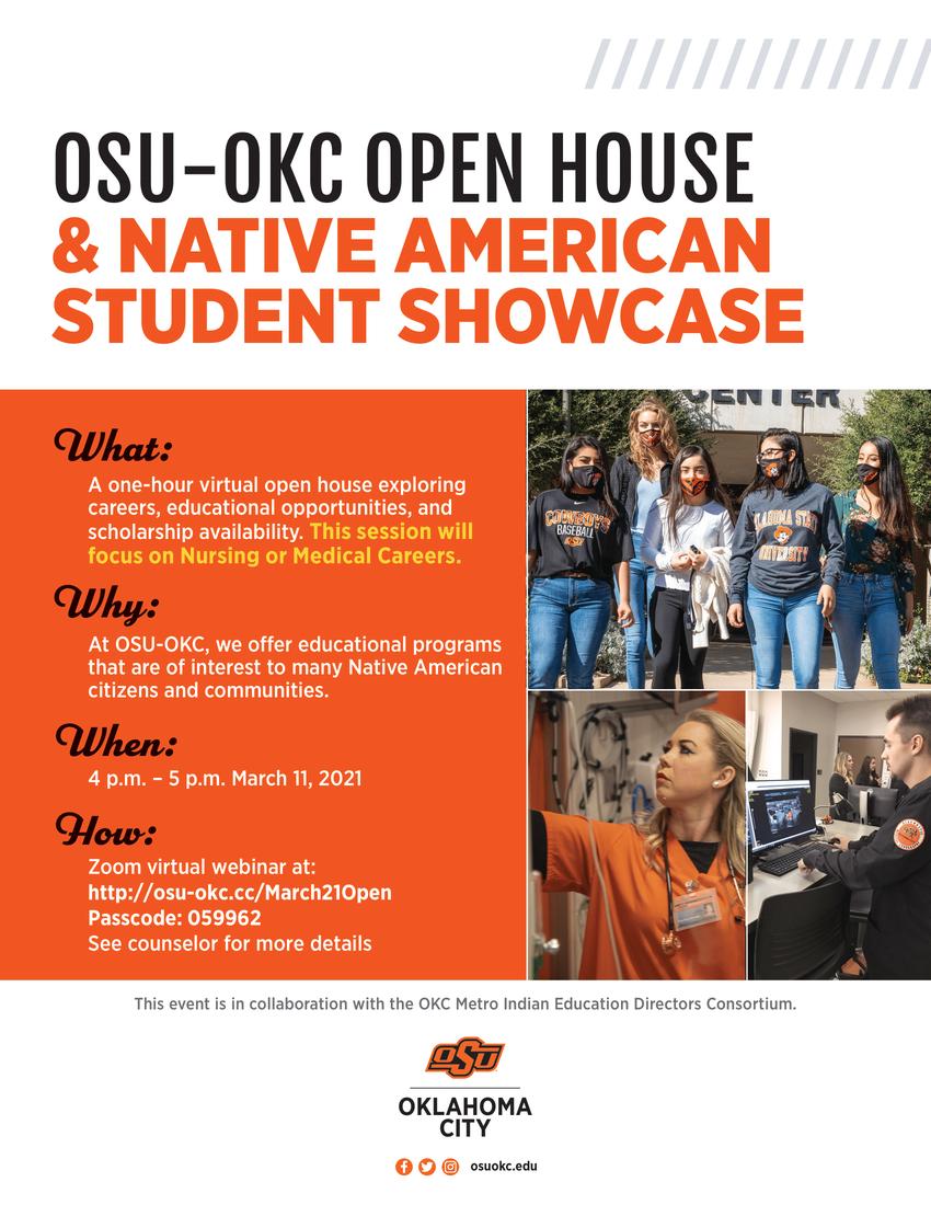 OSU-OKC Showcase