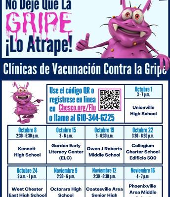 Vacunas contra la gripe