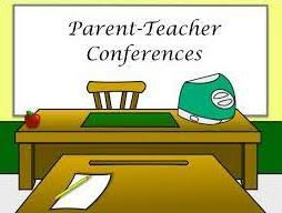 PARENT-TEACHER CONFERENCES   DECEMBER 9 AND 10