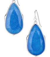 Sentiment Stone Drops-Blue