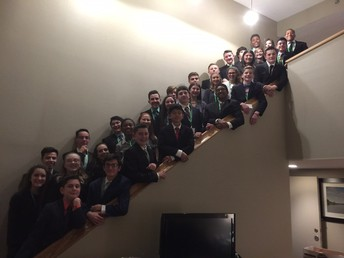 Business Leadership 2018 DECA Regional Competition
