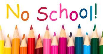 No School - Friday, April 2