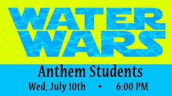 Anthem Students Water Wars
