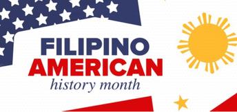 Filipino American Month