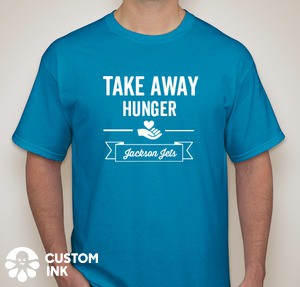 Take Away Hunger T-shirts